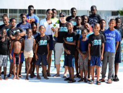 Blue Marlins Aquatics Swim Club Donation
