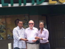 Edward St. George Memorial Golf Tournament Donation