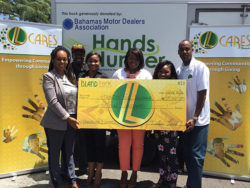 Hands for Hunger Paradise Plates Sponsorship