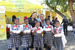 Sandilands Primary School Thanksgiving